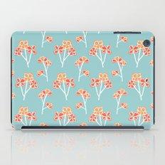 anemone flowers :: sea mist iPad Case