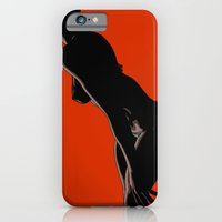 iPhone & iPod Case featuring swimming lesson 02 by Misha Dontsov