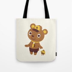 Door To Door Tote Bag