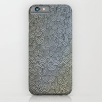 iPhone & iPod Case featuring Sea of Lines by Maggie Dylan