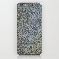 Sea Of Lines iPhone 6 Slim Case