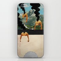 The Noon Guns (Back) iPhone & iPod Skin