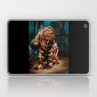 Bioshock Laptop & iPad Skin
