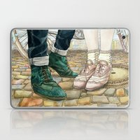 Brogues For A Date Laptop & iPad Skin