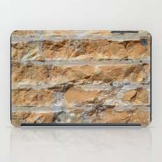 Cut Stone iPad Case