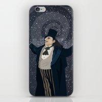 Oswald Cobblepot - The King Penguin Returns! iPhone & iPod Skin