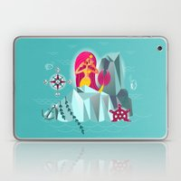 Mermaid's Call Laptop & iPad Skin