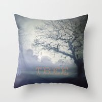 It's All There.....just … Throw Pillow