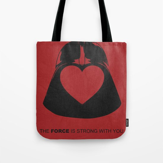 Star Wars - Valentine Poster Tote Bag