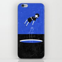 Upside Down iPhone & iPod Skin