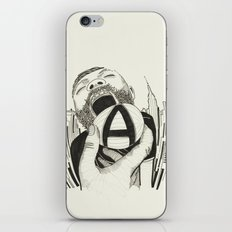 // A    iPhone & iPod Skin