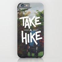 Take A Hike iPhone 6 Slim Case