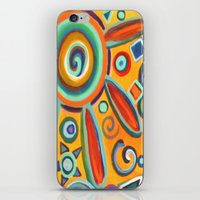 El Sol iPhone & iPod Skin