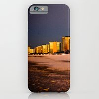 Morning Walk On The Beac… iPhone 6 Slim Case