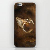 The Clockwork Music - fig.6 iPhone & iPod Skin