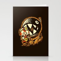Raiders of the lost star Stationery Cards