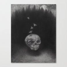Summerghost Canvas Print