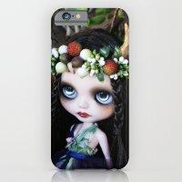 ISOBEL FAWN (Ooak BLYTHE Doll) iPhone 6 Slim Case