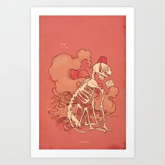 Son of Pew Pew Art Print