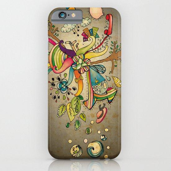 Another Strange World iPhone & iPod Case