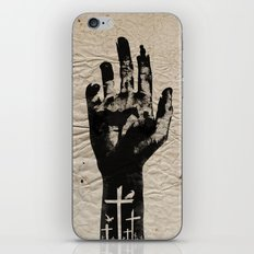 The Walking Dead iPhone & iPod Skin