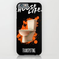 iPhone & iPod Case featuring Trainspotting by Vloh