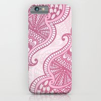 iPhone & iPod Case featuring Henna Pattern by ItsJessica