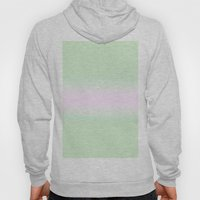 Pink and Green Hoody