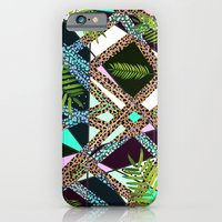 iPhone & iPod Case featuring AIWAIWA TROPICAL by Vasare Nar