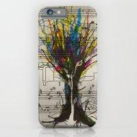 Ink Chords iPhone 6 Slim Case