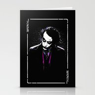 Mr. Joker Stationery Cards