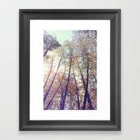 Aboveness  Framed Art Print