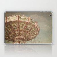 Vintage Swings Laptop & iPad Skin