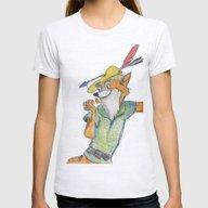 T-shirt featuring Robin Hood  by Renatta Maniski-Luke