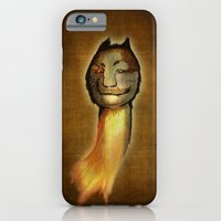 iPhone & iPod Case featuring ...meanwhile in the woods... by giuditta matteucci
