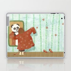 Bamboo (Bambouseraie) Laptop & iPad Skin