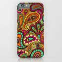 Basic Paisley  iPhone & iPod Case