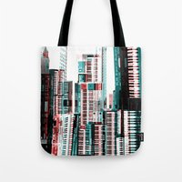 Keyboard Dreams Tote Bag