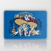 Stoned In Wonderland Laptop & iPad Skin