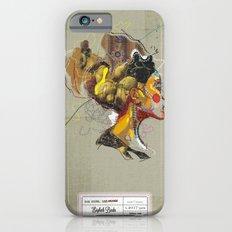 Erykah Badu - Soul Sister   Soul Brother Slim Case iPhone 6s