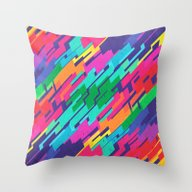 Throw Pillow featuring Ray by Tony Vazquez