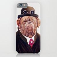 Dogue de Bordeaux iPhone 6 Slim Case