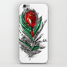 Flower Lover iPhone & iPod Skin