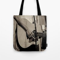 Soundcheck Tote Bag