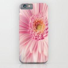 Pretty Pastel Gerbera  Slim Case iPhone 6s