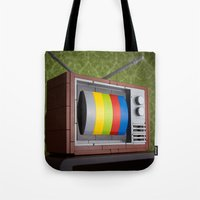 57 Channels And Nothing … Tote Bag