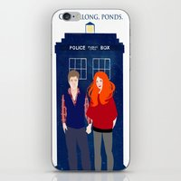 Come Along, Ponds. iPhone & iPod Skin