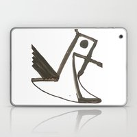 Had of the Eagle Laptop & iPad Skin