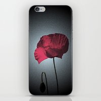 Dark Remembrance iPhone & iPod Skin