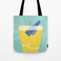 Save the Ales Tote Bag